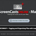 Leap screencast, Leap 3.1.3, Yep 3.1.3, Fresh 2.0.8
